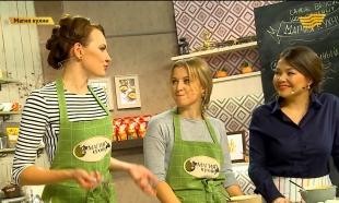 «Магия кухни». Гости: кулинарные блоггеры Айгерим Галабир и Полина Льдокова
