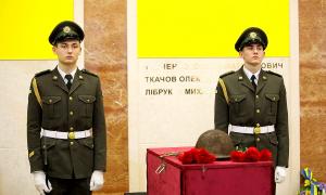 Останки казахстанского солдата-участника ВОВ найдены в Украине