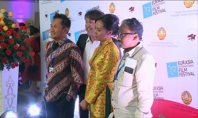 Астанада «Еуразия» XIII Халықаралық кинофестивалі аяқталды