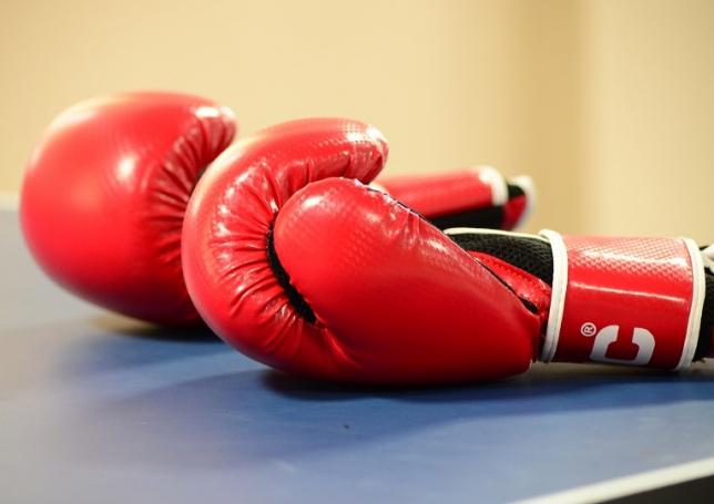 Таразда жас боксшылар арасында Б.Момышұлын еске алу турнирі өтіп жатыр