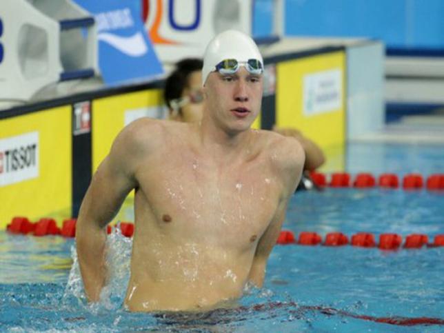 Дмитрий Баландин выиграл серебро Универсиады-2017