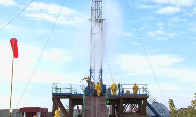 Атыраудағы техногендік апаттарға дайындық шарасы үш күнге созылады