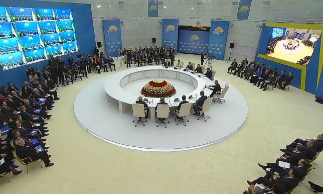 Необходимо модернизировать партию «Нұр Отан» - Президент РК