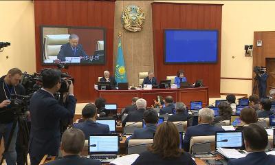 Төменгі палата депутаттары бірден 7 құжатты қарастырды