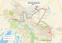 Схемы движения ряда маршрутов изменились в Астане