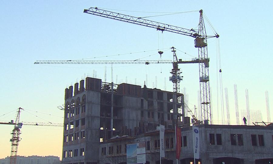 2016 год стал рекордным для жилищного строительства в Казахстане