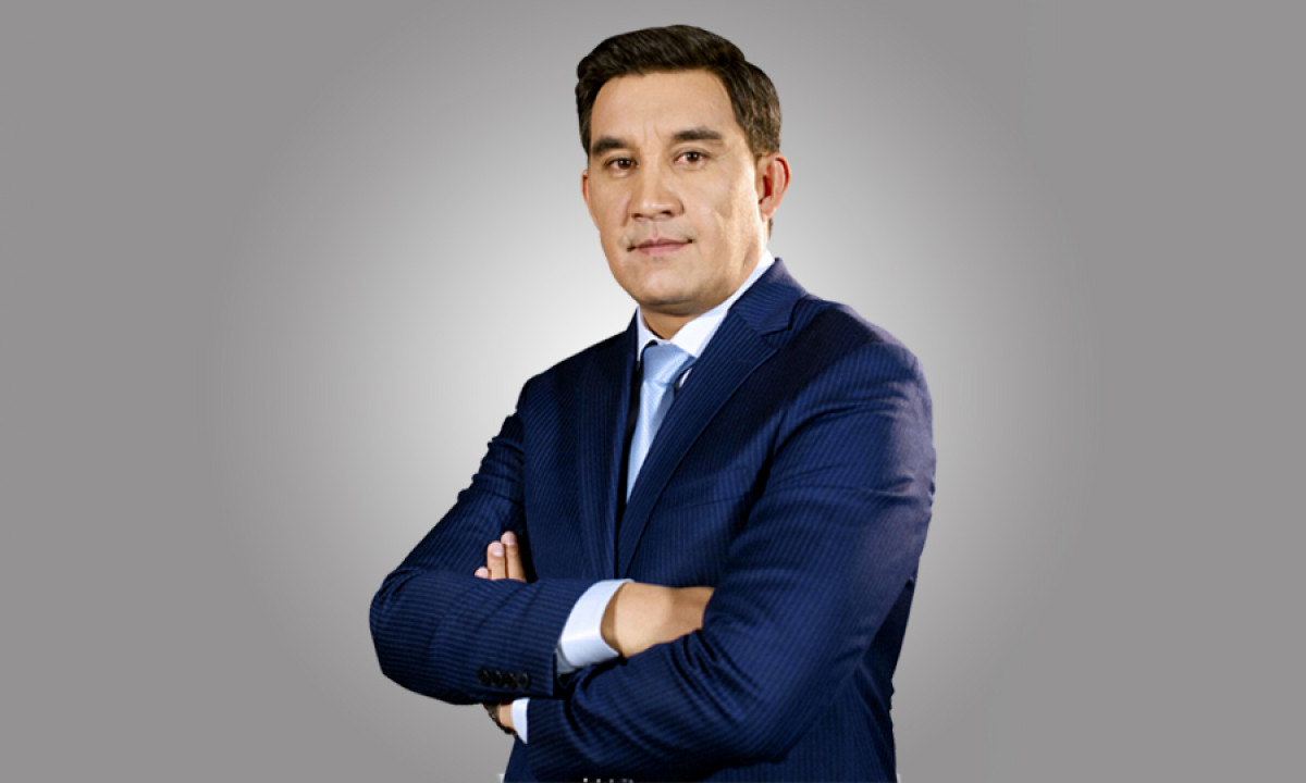 Руслан Оспан