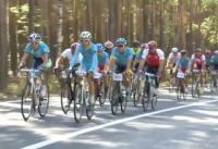Велопробег Charity Tour de Burabay состоялся в Акмолинской области