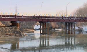 Новый автомобильный мост открыли в Павлодарской области