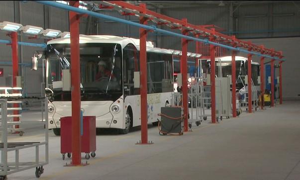Экологиялық таза әрі үнемді автобустар ел игілігіне қызмет етеді