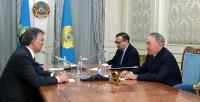 Глава государства провел встречу с экс-Президентом Турции Абдуллой Гюлем