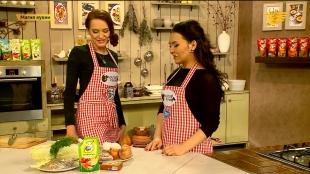 «Магия кухни». Певица Шолпан Бейсенова