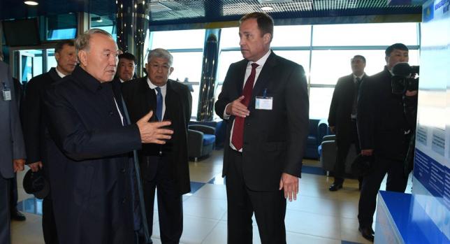 Казахстан и Россия реализовывают совместный проект «Байтерек» на комплексе «Байконур»