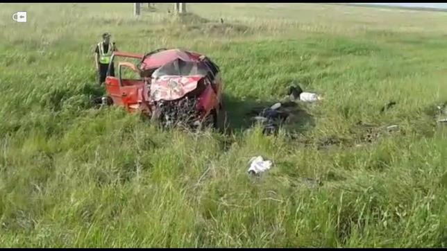 ДТП на трассе Уральск-Аксай: трое погибших, девять пострадавших
