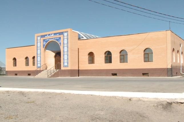 Алматы облысында «Туған жер» бағдарламасы аясында жаңа мешіт бой көтерді