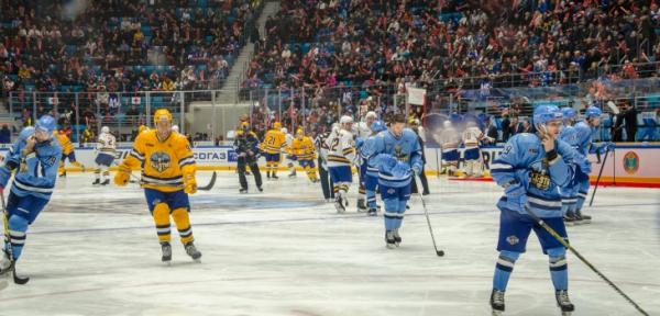 Неделя звезд хоккея завершилась в Астане