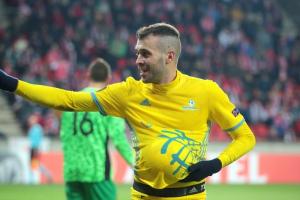«Астана» пробилась в плей-офф Лиги Европы