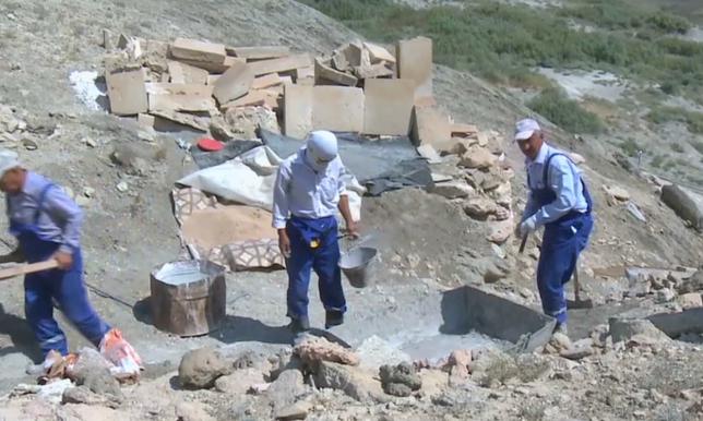Изучением подводной археологии займутся в Мангистау