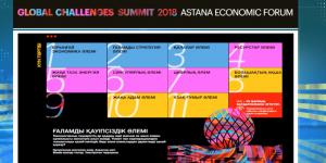 Астаналық экономикалық форумында 75 іс-шара жоспарланған