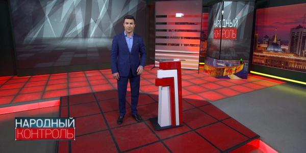 «Народный контроль». Проверка лифтов в городах Казахстана