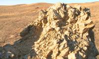 Шетелдік туристер Ақтөбе облысындағы Жаманшың кратеріне қызығушылық танытты