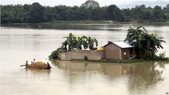 Непалда су тасқынынан 115 адам мерт болды