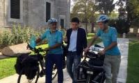 Казахстанские велосипедисты объехали 25 стран за 3 месяца