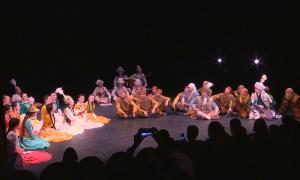 «Қыз Жібек» операсы 80 жылдан кейін Мәскеуде қайта сахналанды