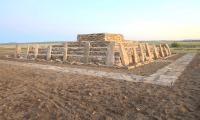 Реставрация мавзолея Каражартас завершилась в Карагандинской области