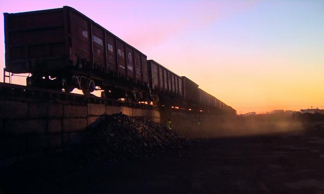 «Қазақстан темір жолы» компаниясы Солтүстік Қазақстан облысына көмір тасымалдай бастады