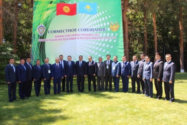 МВД Казахстана и Кыргызстана активизируют сотрудничество в борьбе с экстремизмом