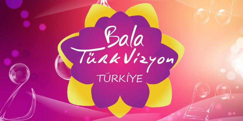 «Bala Turkvizyon 2015» полуфинал