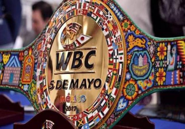 WBC Головкин мен «Канело» кездесуіне арнайы белбеу жасап шығарды