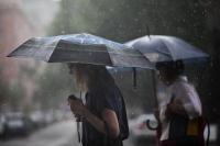 Штормовое предупреждение объявлено в Астане и Акмолинской области