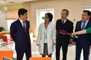 Международный госпиталь и диагностический центр планируют построить в Алматы