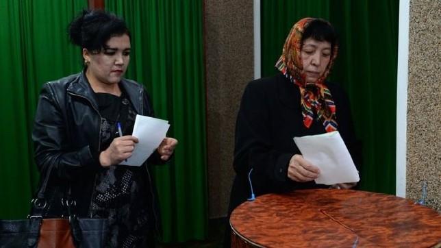 Өзбекстанда президенттік сайлау өз мәресіне таяды