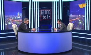 «Бетпе-бет». Президент ассоциации казахстанского автобизнеса Андрей Лаврентьев