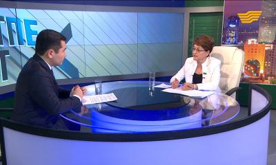 «Бетпе-бет». ҚР Парламенті Мәжілісінің депутаты Майра Айсина