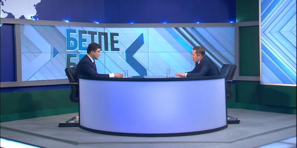 «Бетпе-бет». «Astana Media Week» қорытындысы. ҚР Ақпарат және коммуникациялар министрлігі Ақпарат комитетінің төрағасы Ержан Нүкежанов