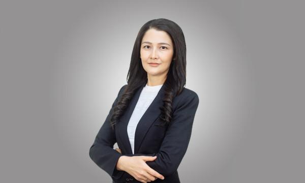 Зайнура Байжигитова