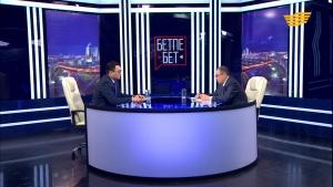 «Бетпе-бет». ҚР Ұлттық Банк төрағасының орынбасары Алпысбай Ахметов