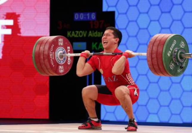 Тяжелоатлет Айдар Казов принес Казахстану второе «золото» на Универсиаде-2017