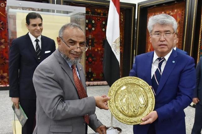 В Национальном музее РК выставили монеты Султана Бейбарса