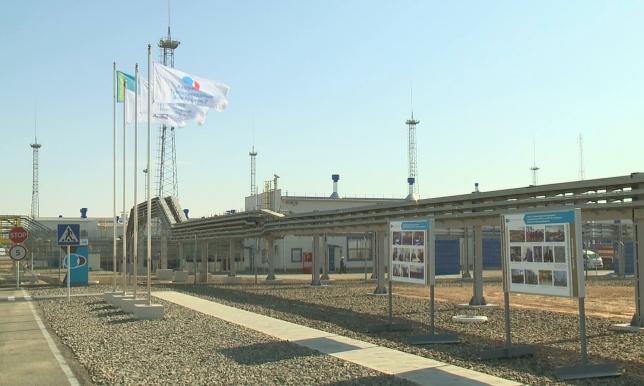 Пропускная мощность КТК достигнет 67 млн тонн