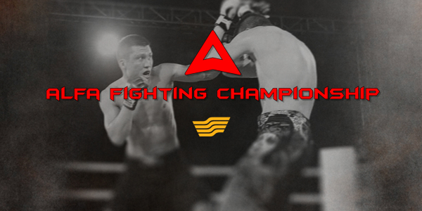 ММА бойынша «Alfa Fighting Championship» турнирі