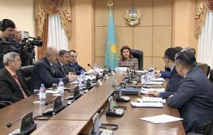 Казахстан расширяет сотрудничество с ООН