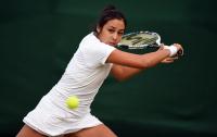 Зарина Дияс впервые в карьере выиграла турнир WTA