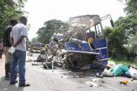 ДТП в Центральноафриканской Республике унесло жизни порядка 80 человек