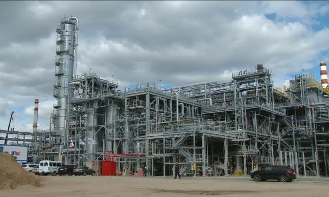 Модернизация нефтехимзавода в Павлодаре близится к завершению