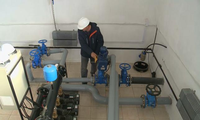 55 сёл до конца года обеспечат централизованным водоснабжением